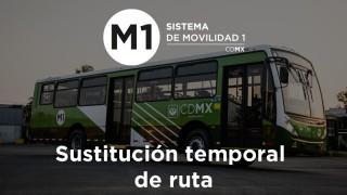 """EL SISTEMA DE MOVILIDAD 1 SUSTITUYE TEMPORALMENTE A LA """"UNIÓN DE PERMISIONARIOS DE SERVICIOS COLECTIVOS DE AZCAPOTZALCO, A.C."""""""