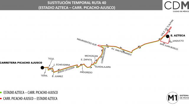 RUTA 40 ESTADIO AZTECA - CARR. PICACHO-AJUSCO Medios.png