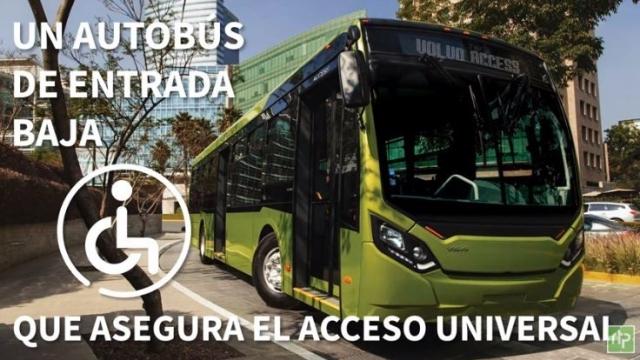 Así serán los nuevos autobuses de RTP