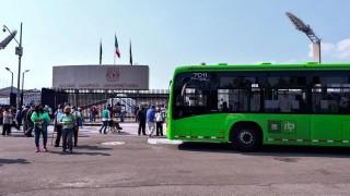Brinda RTP transporte gratuito para personas adultas mayores de la Magdalena Contreras